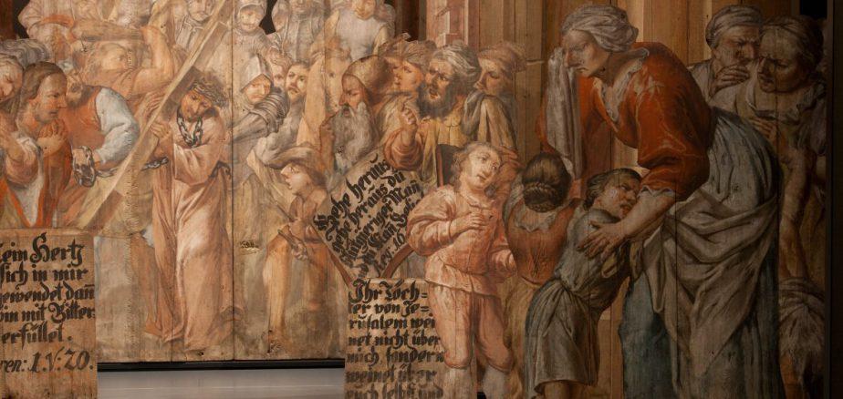 Passionsdarstellungen vom Heiligen Grab (1750)
